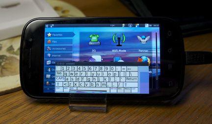 Nexus S Ubuntu