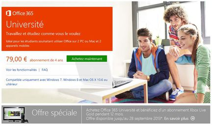 Office-365-universite-offre-speciale-xbox-live-gold