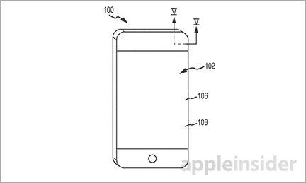 iPhone saphir brevet
