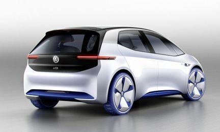 Volkwagen ID Concept arriere