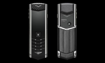 Vertu Signature Bentley