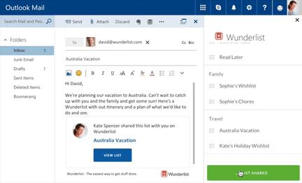 Outlook.com-Wunderlist