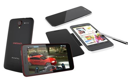 Alcatel One Touch Scribe HD 02
