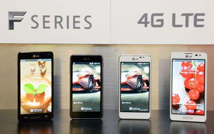 LG Optimus F