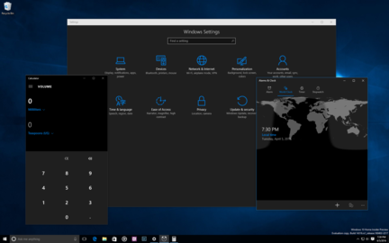 Windows-10-Insider-preview-build-14316-theme-sombre