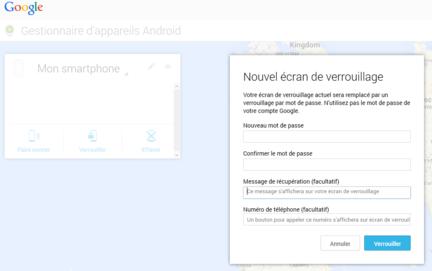 Google-Gestionnaire-Appareils-Android