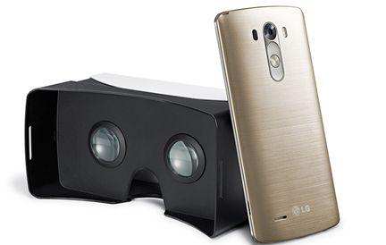 LG G3 Casque VR