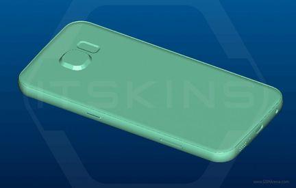 Samsung Galaxy S7 rendu coque