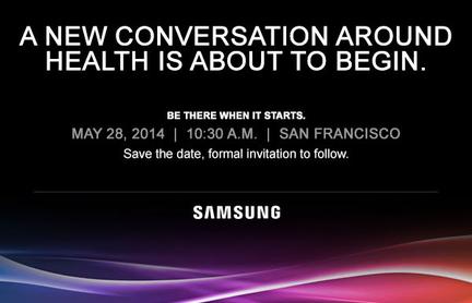 Samsung sante wearable