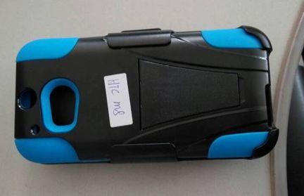 HTC M8 coque double APN