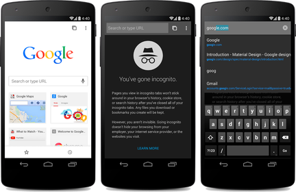 Google-Chrome-Android-Material-Design
