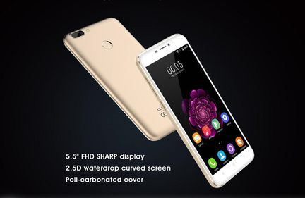 Oukitel U20 Plus smartphone