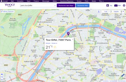 Yahoo-Maps