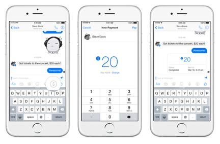 Facebook-Messenger-paiements