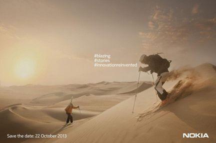 Nokia evenement octobre 22