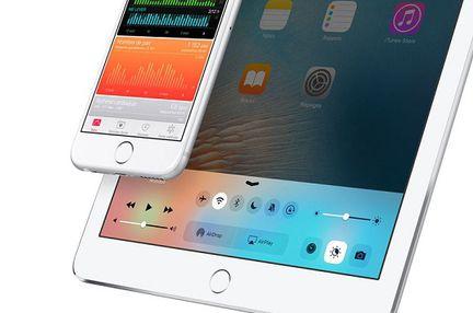 Night Shift iPad