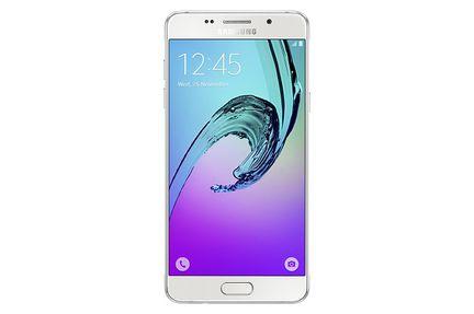 Samsung Galaxy A face_