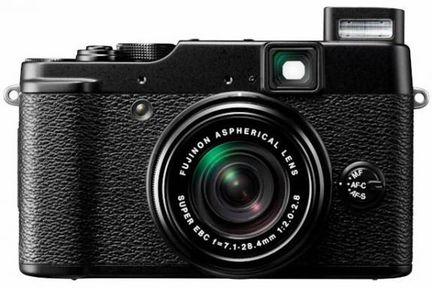Fujifilm X10 avant