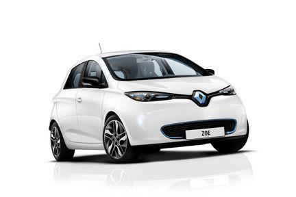 Renault Zoé 1