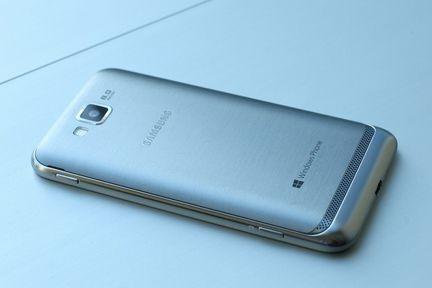 Samsung ATIV S back
