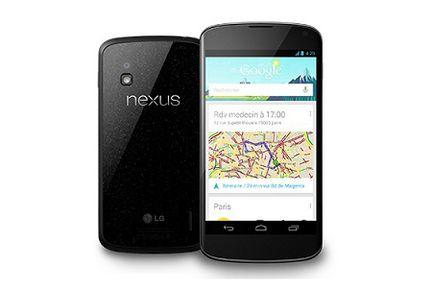 Nexus 4 logo