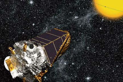 téléscope Kepler
