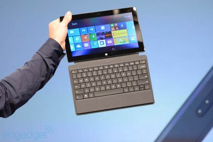 Microsoft Surface Pro 2 Power Cover