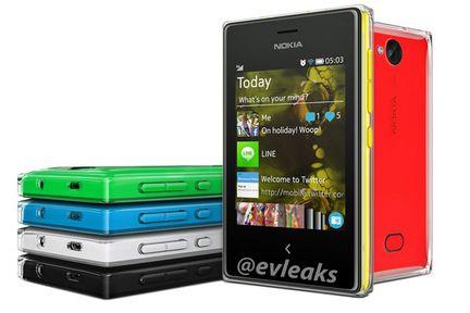 Nokia Asha 503 logo