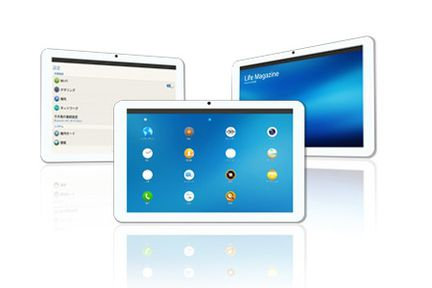 Tizen tablette logo