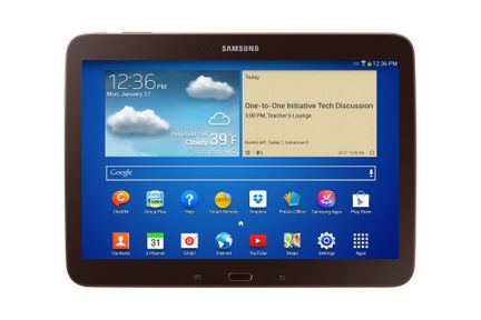Samsung Galaxy Tab Education