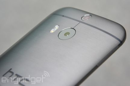 HTC One M8 Duo Camera