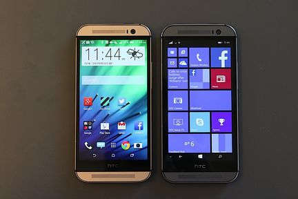 HTC One M8 Windows Phone 01
