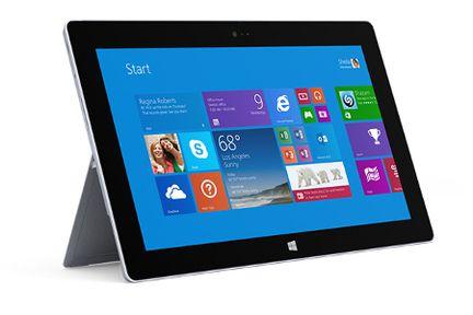 Microsoft vers une tablette surface 3 sous windows 8 1 - Tablette payable en 3 fois ...