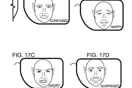 Microsoft brevet emotion humeur