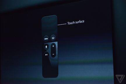 Apple TV télécommande