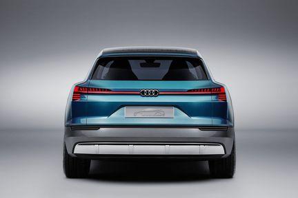 Audi E Tron Quattro arriere