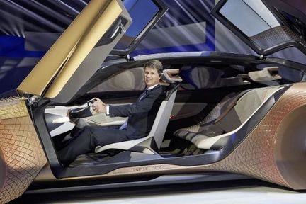 BMW Vision Next 100 habitacle 03