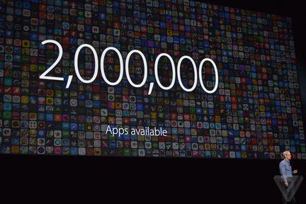 App Store 2 milliards