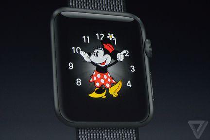 WatchOS 3 Minnie