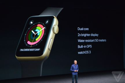 Apple Watch 2 specs