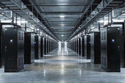 Facebook datacenter