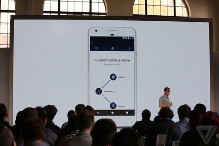 Google WiFi application