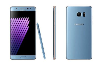 Galaxy Note 7 stylet