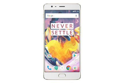 OnePlus 3T avant
