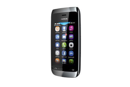 Nokia Asha 310 logo
