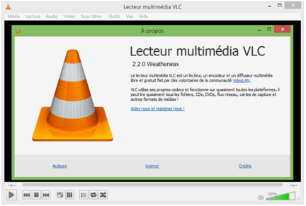 VLC-2.2.0