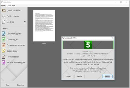 LibreOffice-5.0