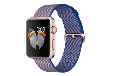 Apple Watch nylon tisse