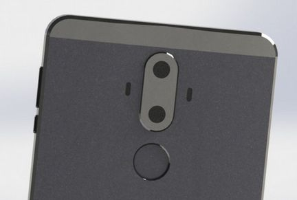 Huawei Mate 9 double capteur