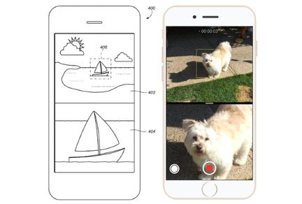 iPhone double capteur photo